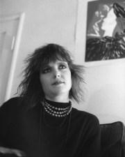Elizabeth Montague in Silverlake 1984