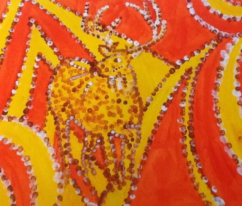 Aboriginal Art Lesson Plan - Dot Art