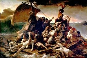 "Théodore Géricault's ""The Raft of the Medusa"