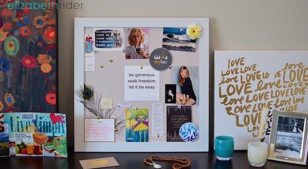 How To Make A Vision Board That Works ElizabethRider Com
