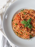 Quick and Easy Chilli Spaghetti for Two