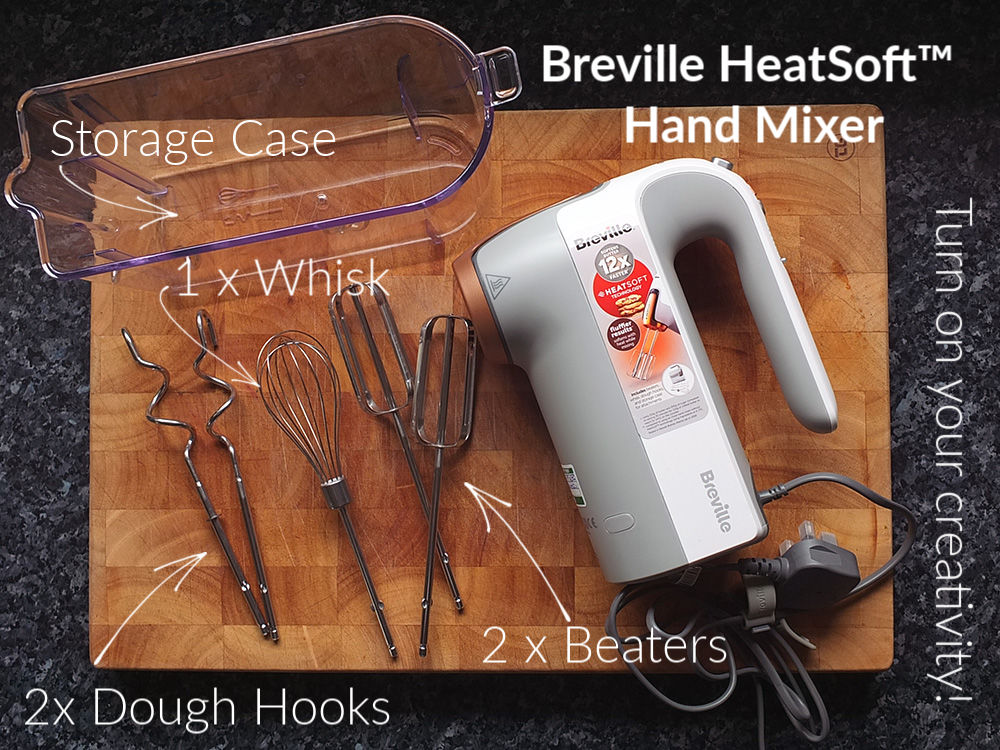 Breville HeatSoft components image
