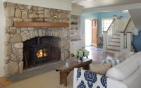 Romantic Fireplaces - Elizabeth Swartz Interiors