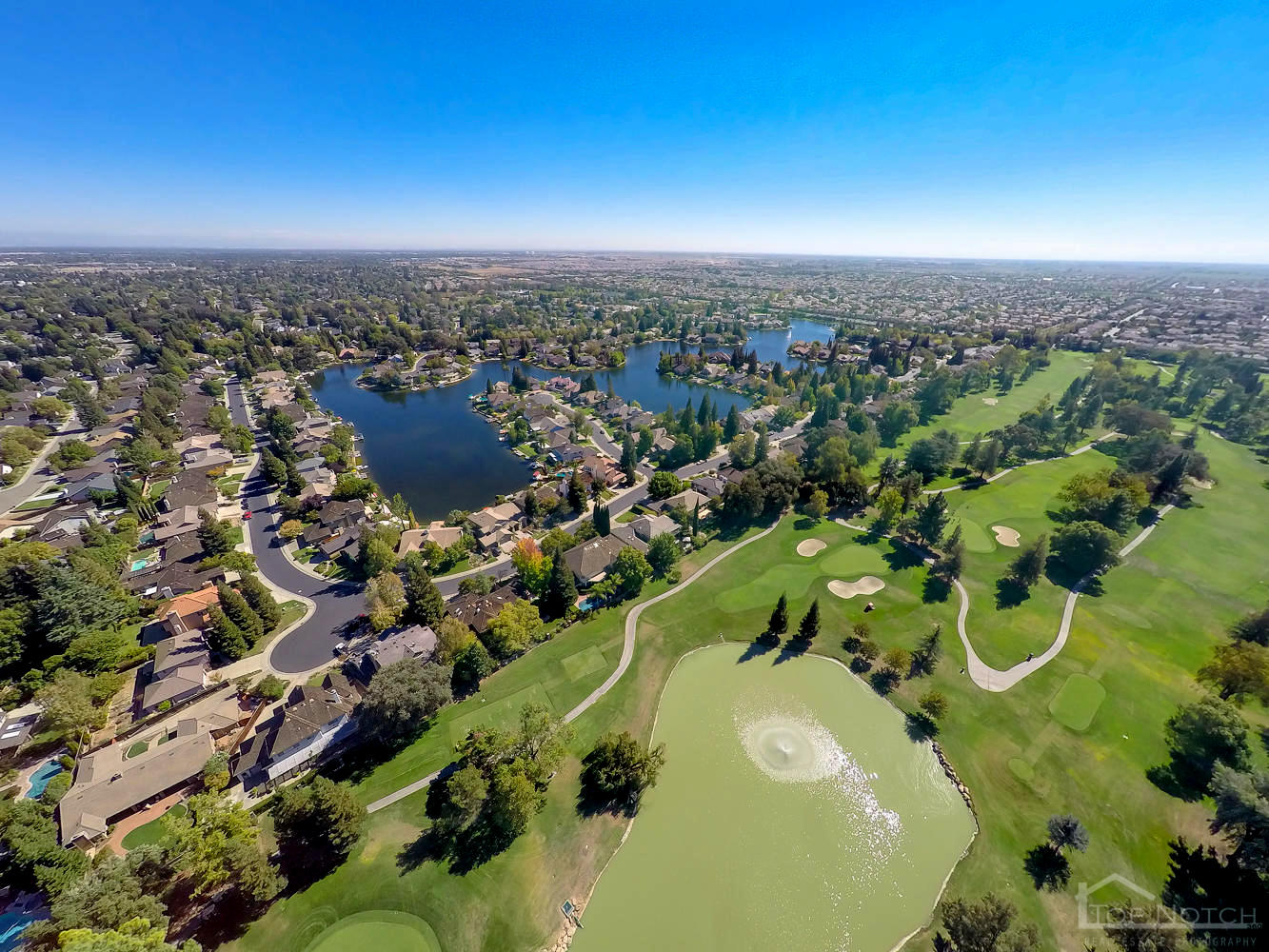 Magical Castle At Country Club Golf Course In Elk Grove