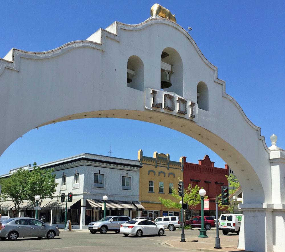 Sacramento Getaway to Lodi