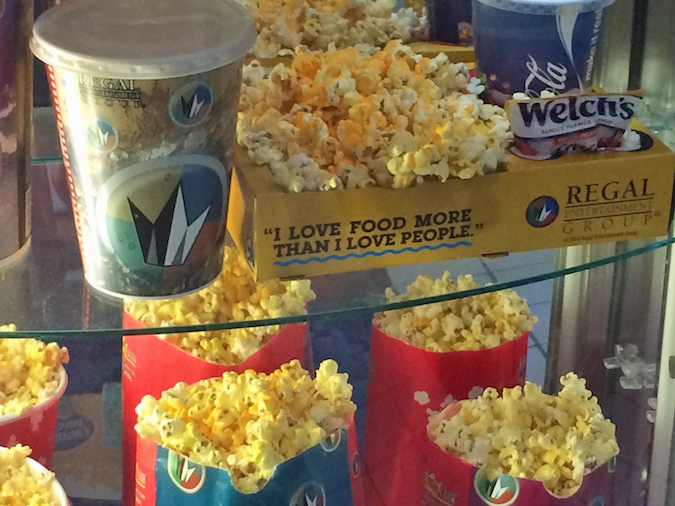 Limited Choices for Movie Theaters in Sacramento