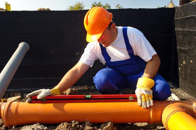 Many Sacramento Sewer Inspections Disclose Crumbling Orangeburg