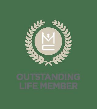 outstanding life member