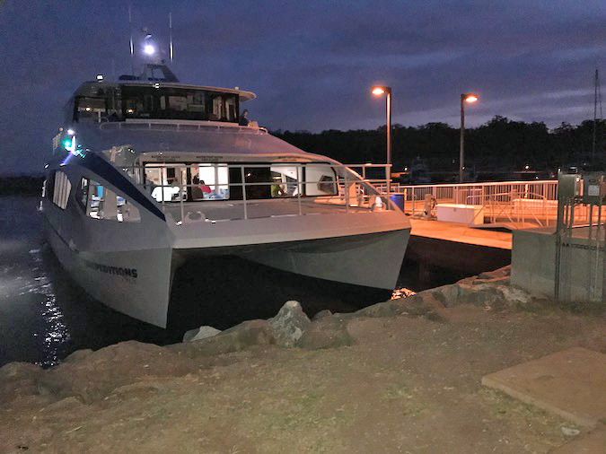 Maui Ferry to Lanai is an Escape to Paradise from Ka'anapali