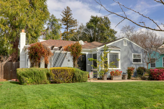 New Listing in Land Park: Charming Vintage Bungalow Remodeled