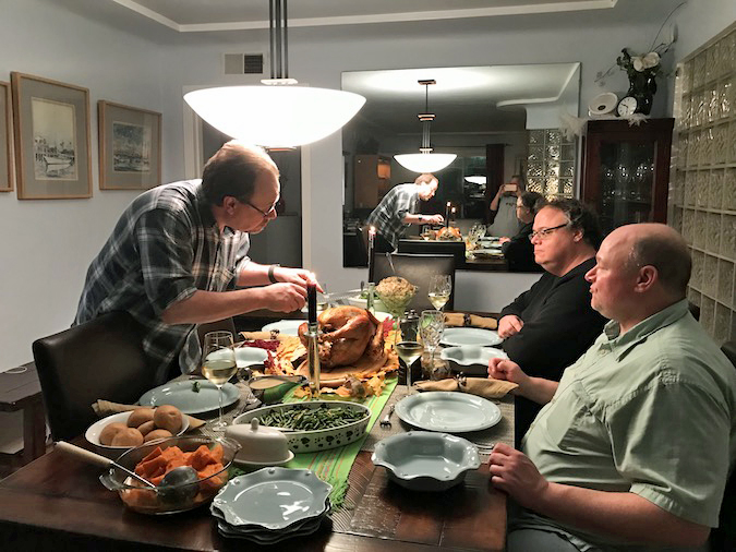 Pending Sale on Thanksgiving Day is Not Unusual