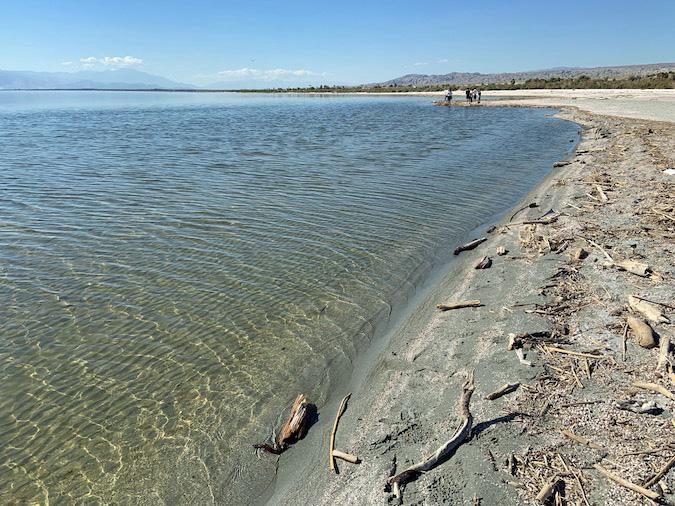 A Visit To The Salton Sea Elizabeth Weintraub