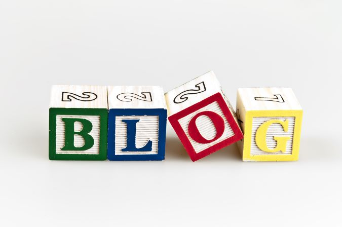 Finding The Words To Write A blog