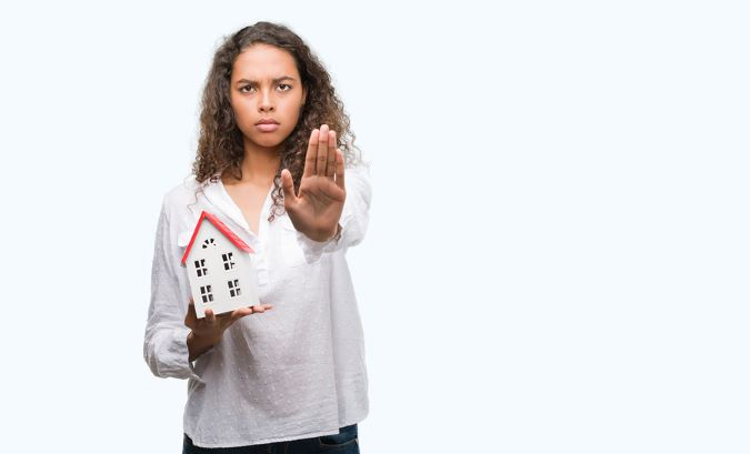 writing offers without viewing a home