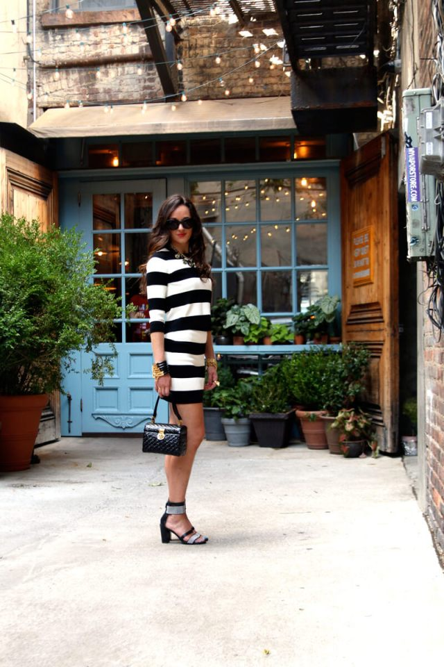 The Village Vogue - Matchy Matchy in Freemans Alley