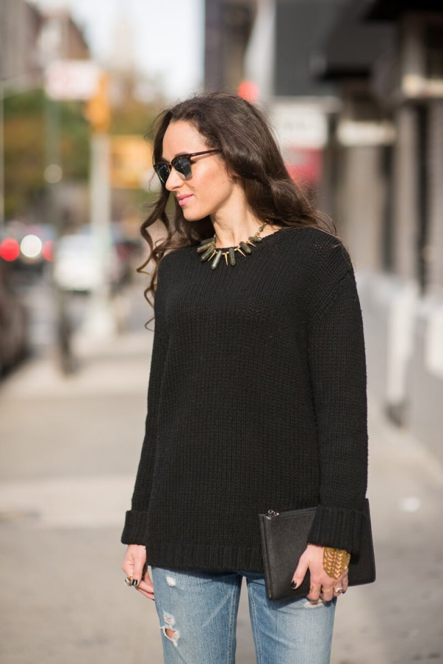 The Village Vogue - Club Monaco Sweater
