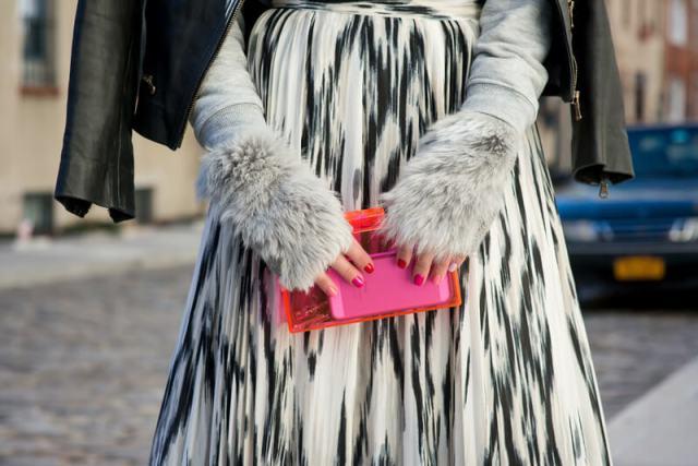 The Village Vogue - Valentine's Day Manicure