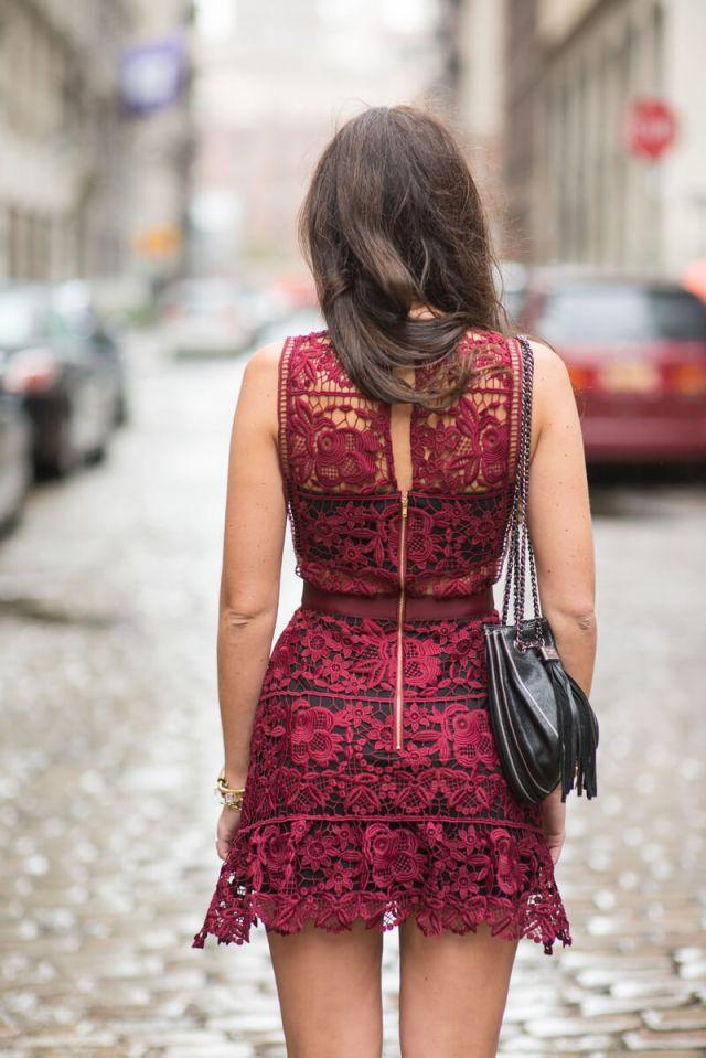 The Village Vogue - Self Portrait Dress