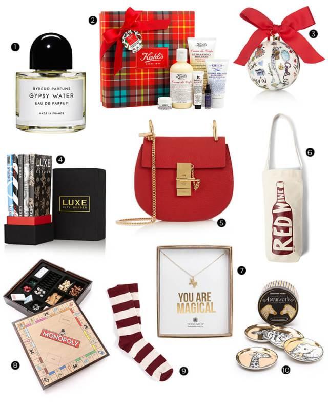 Last Minute Gift Guide | thevillagevogue.com