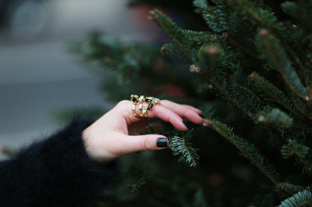 Belliza Knight Ring   thevillagevogue.com