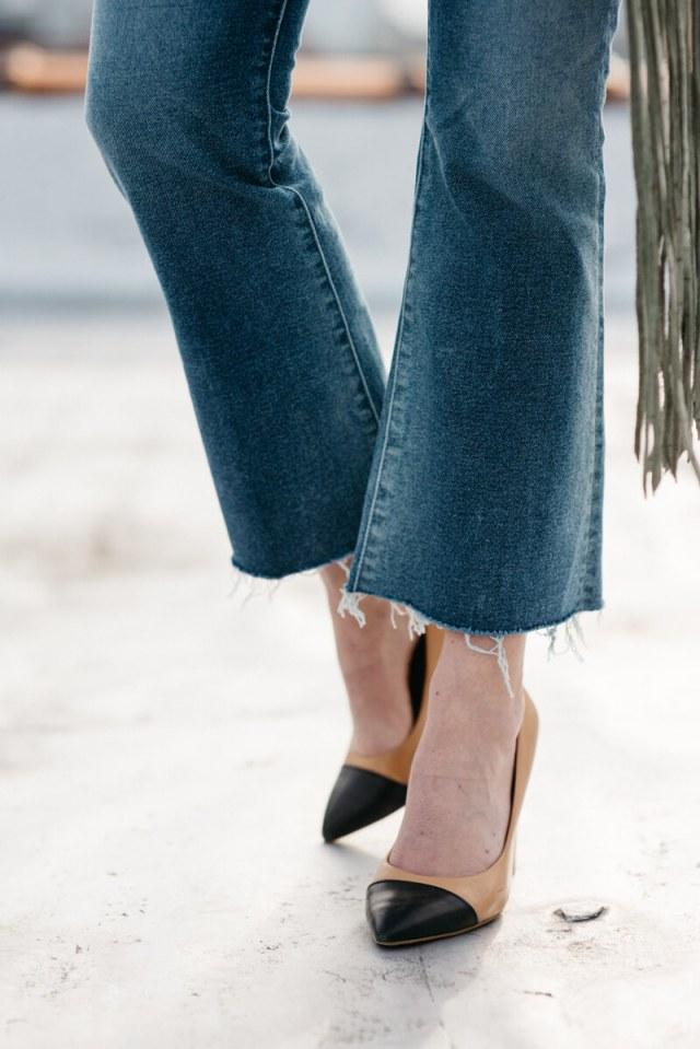Zara heels | thevillagevogue.com
