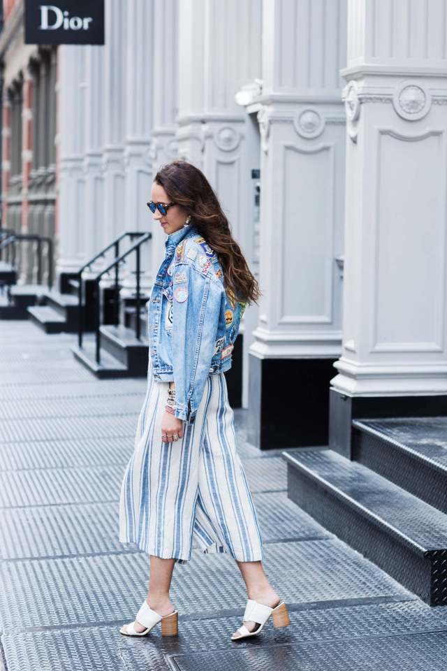 Long Live Summer (and exceptionally cool denim jackets) | thevillagevogue.com