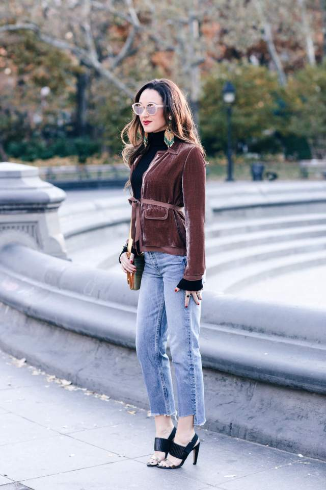 All decked out in holiday style | thevillagevogue.com