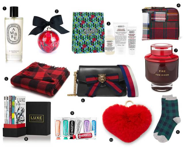 Last Minute Holiday Gift Guide | thevillagevogue.com