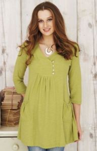 Adini Lime Tunic
