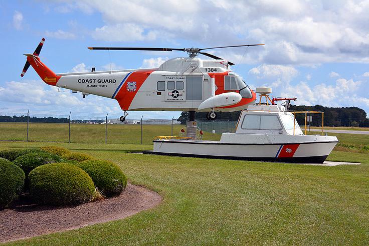 U.S. Coast Guard Air Station Elizabeth City - ElizCity.com