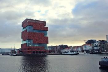MAS Museum aan de Stroom Antwerpen