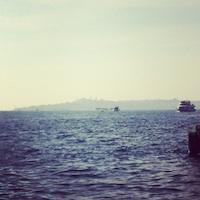 Uitzicht Ortaköy, Istanbul