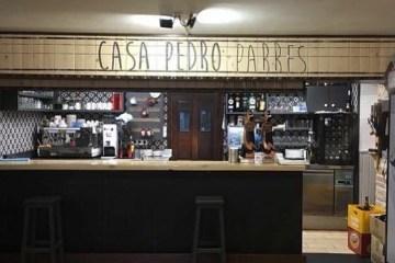 Bar y entrada