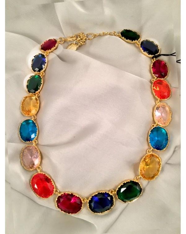 8561326c8a82 Set Collar Aretes Perla Cristal Bisuteria Fina Mayoreo - Year of ...