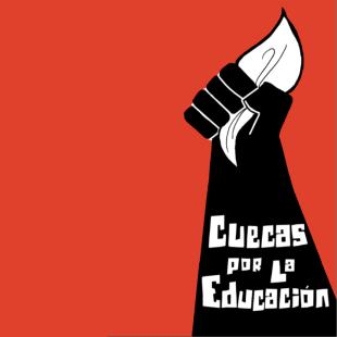 Cuecas por la educacion