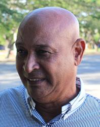 El licenciado Enmanuel Trinidad Puello