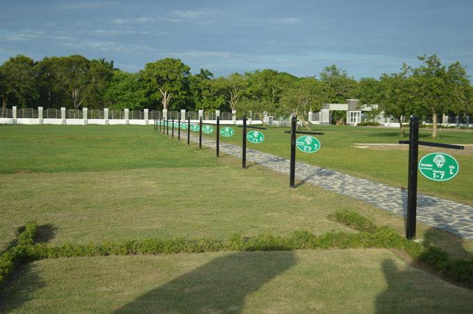 Fuente de Luz Memorial Park habilita nuevas áreas en SFM