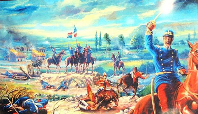 El 155 Aniversario de la Restauración de la República