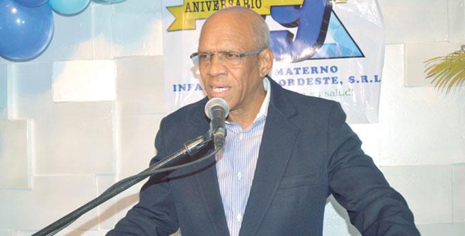 Dr. Lorenzo Frias Marizán.