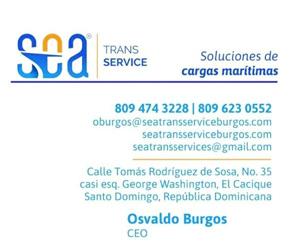 Nuestro objetivo es ofrecer a nuestros clientes un servicio integral, por tanto, ponemos a su servicio consultoría importación y exportación, SEATRANSERVICE le ofrece un servicio integrado en las areas de: Agencia Aduanas y transporte internacional (aéreo, marítimo y terrestre).