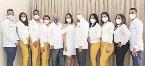 Parte del personal de servicios de la CoopDuarte.Fotos Narciso Acevedo