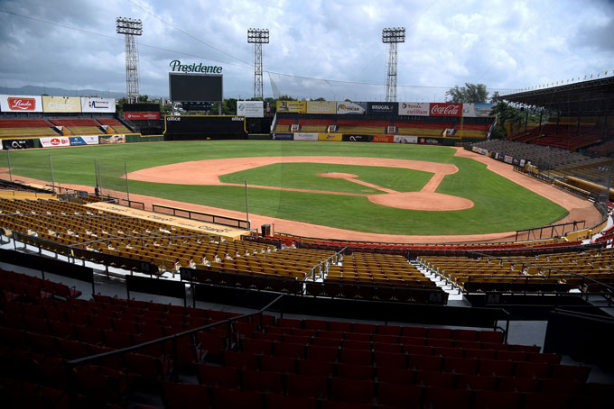 Salud Publica y LIDOM inspeccionan el Estadio Cibao y salen complacidos.