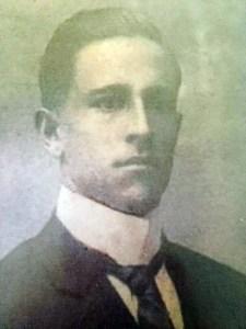 Campos Fernández Franco. Nacido en Puñal, en el 1888. Tronco de la familia Fernández Mena.