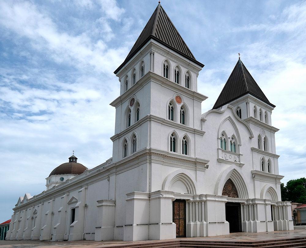 Catedral de Santiago Apóstol.