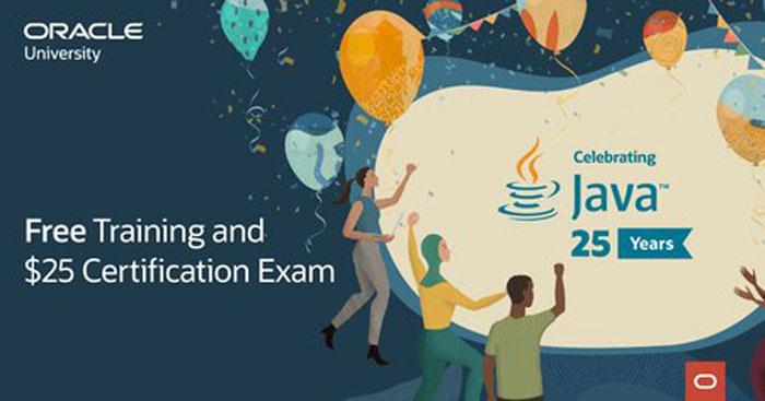 Información adicional y detalles sobre la celebración del 25 aniversario de Java y la oferta promocional están disponibles aquí.