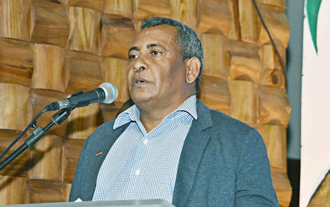 Miguel Guelo Paulino.