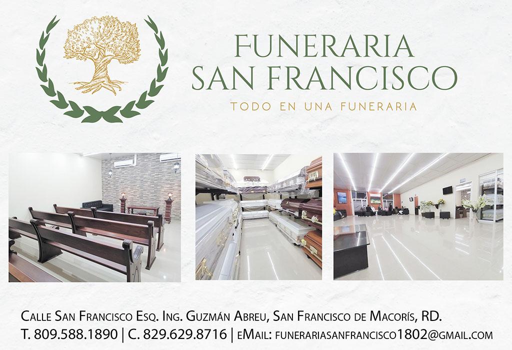 Inauguran nueva y moderna Funeraria San Francisco
