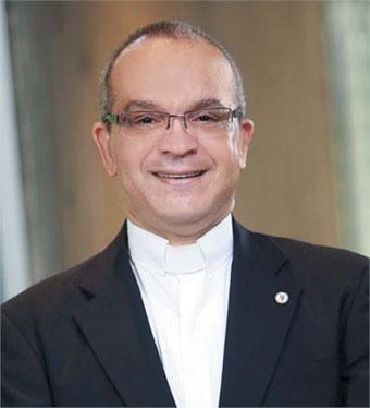 Nuevo obispo de la diócesis de San Francisco de Macorís, Alfredo de la Cruz Baldera.