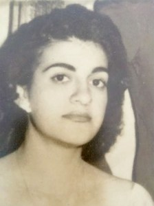 Josefina Ramis de Mora (1934-2013) La Sultana o La Sulki, a principios de los sesenta