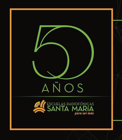 50 aniversario de Las Escuelas Radiofónicas Santa María